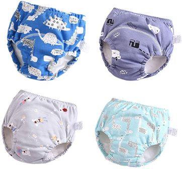 Baby potty training pants