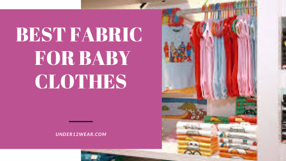 Fabric for baby clothes